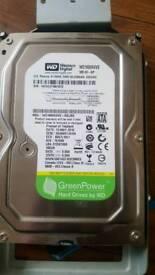 160gb hard drive