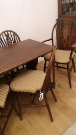 Dining/Living Room Furniture all Reproduction