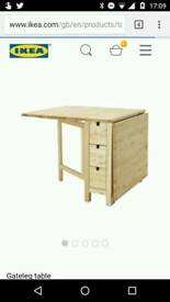 IKEA table norden