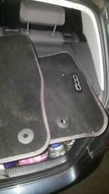 Fiat 500 original car mats