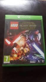 Xbox One Star wars the Force Awakens