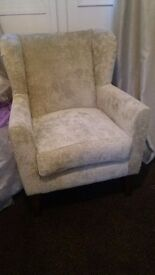 Pale green chairs 125 each or 200 the pair