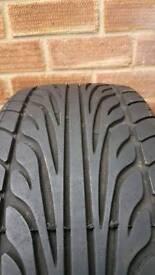 205 45 17 W tyre