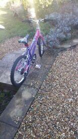 2 Kids bicycles like new