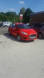 Ford fiesta 1.0 eco 38300miles
