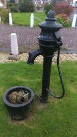 Cowtale Pump