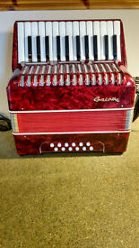 Galotta 12 Bass Accordion