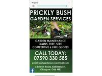 Prickly Bush Garden Services