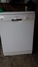 Bosch Dishwasher Free delivery within 10 miles Burnley