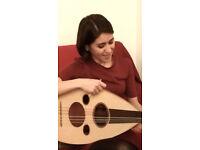 Arabic Oud/Ud lessons with Rihab Azar