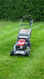 Petrol Lawn Mower - Good condition, serviced last week