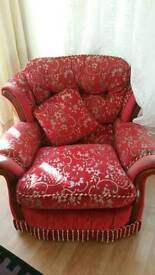 Free 3 seater sofa and 1 seater