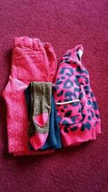 3-6 months Mamas & Papas limited edition baby girl's clothes