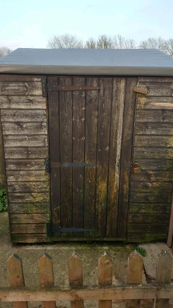 Garden Shed In Halesworth Suffolk Gumtree