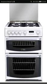 Cannon carrick 60cm gas double oven