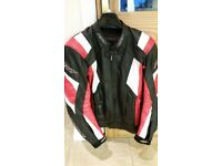 RST 2 piece leather jacket and trouser