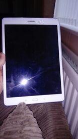 Samsung galaxy tab A 16gb white