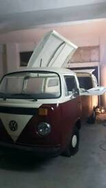 Volkswagen T2 bar
