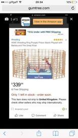 WWE Punjabi prison cage