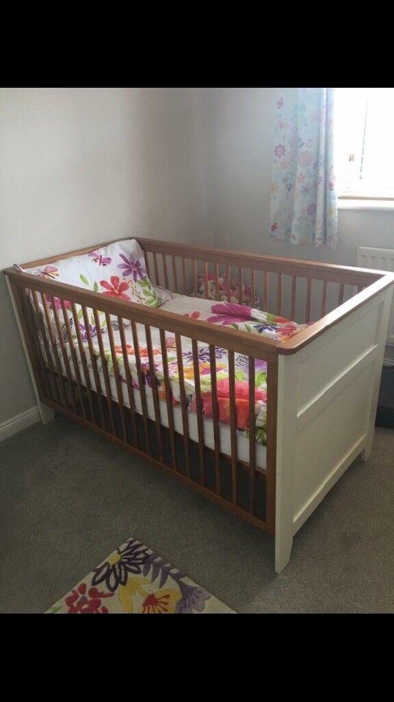 Mammas and papas Nursery Furniture