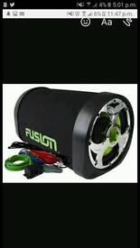 "Fusion Encounter EN-AT110 10"" bass tube"