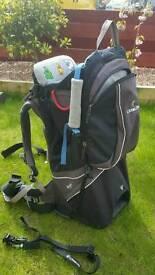 Littlelife Voyager baby/toddler backpack carrier
