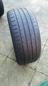 Continental 235 35 19 tyre