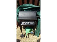 Gas Barbeque and Gas Bottle