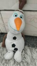 Olaf toys
