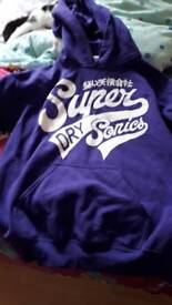 Superdry sweatshirt. NOW £5!!!!