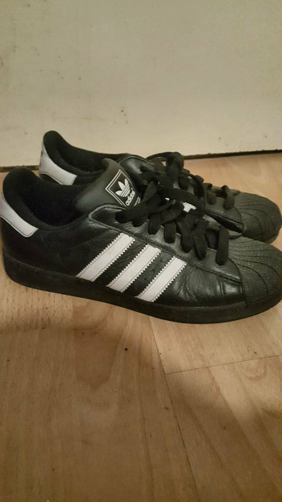 Adidas trainers ( used but good conditon)
