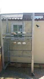 Bird cage/Aviary