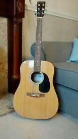 Westfield acoustic guitar