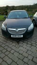 2010 Vauxhall Insignia