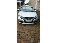 2013 Honda Civic - Automatic car, great condition. £7,250 ONO