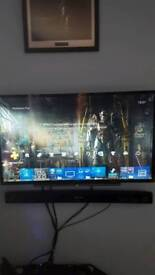 "SONY BRAVA 40"" SLIM LED HDTV IMC CONDITION"