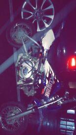 Pit bike auto 125cc