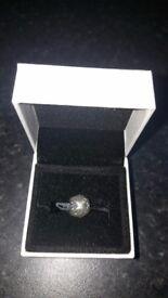 Pandora charm silver