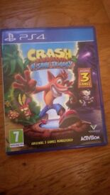 Crash Bandicoot Remastered £20