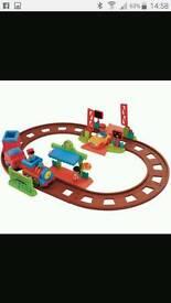 Happy land train