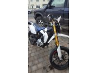 Rieju 125cc marathon pro sm open to offers