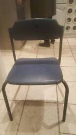 """""""CHEAP AS CHIPS""""FREE DELIVERY"""" LARGE QUANTITY OF CHAIRS £1.74 EACH ! BIG DICOUNT FOR QUANTITY"""