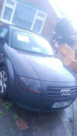 Audi TT Coupe 2005 Grey , 111000 Mileage,Petrol, Manuel, very nice