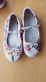 Bundle of spring and summer shoes