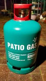 CALOR GAS PATIO GAS BOTTLE 13KG