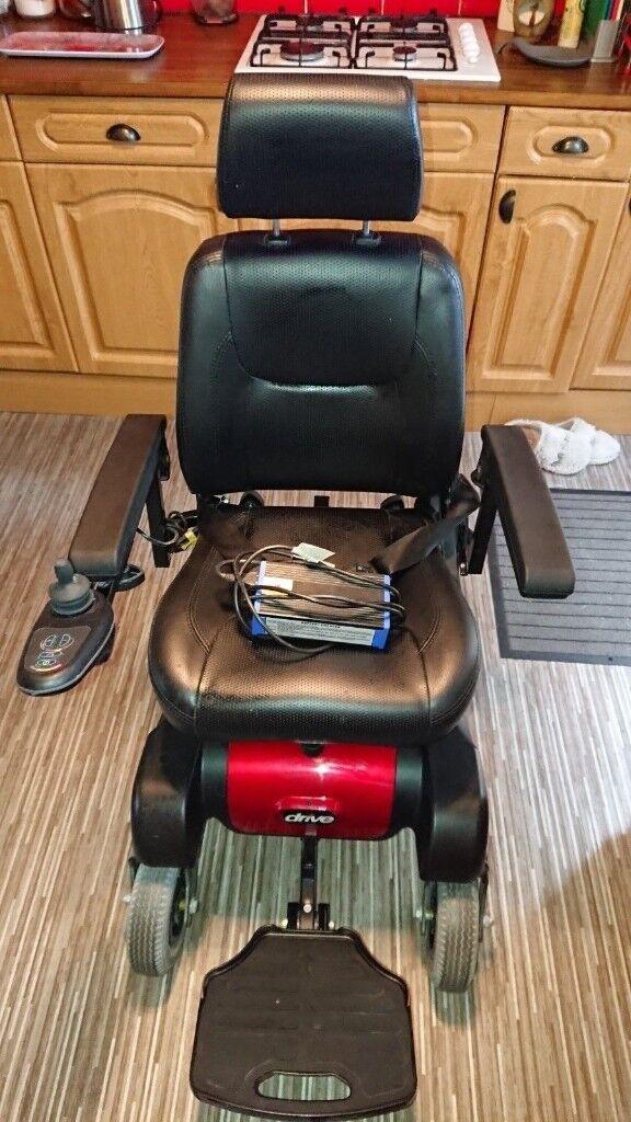 Surefire Plus Electric Wheelchair 25 mile rang | in Stratford