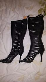 Brand New Summer boots size 6