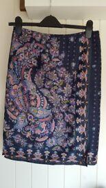 Monsoon Skirt - Size 8