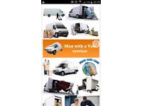 Man with Van Removal service we cover all over
