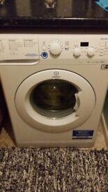 Wash machine indesit